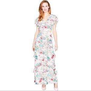 Rachel Roy Layered Maxi Dress
